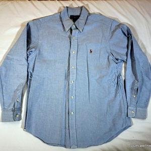 Vintage Polo Ralph Lauren Long Sleeve Button Down